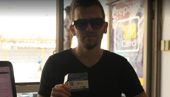 Prepaid SIM Card Israel Customer Tomi