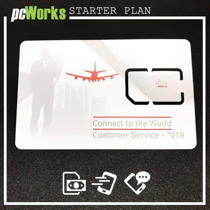 israeli prepaid sim card 019 Mobile